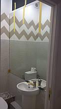 """Дзеркало у ванну кімнату """"під ключ"""""""
