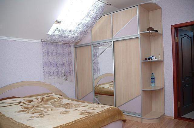Гостинные и спальни