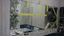 Дзеркало у ванній за розмірами