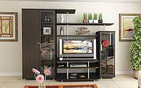Стінка для вітальні (стенка, гостиная) Ріо-3 Мебель Сервіс
