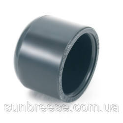 Заглушка d.200 мм CA70 ПВХ с клеевым соединением (большой диаметр)