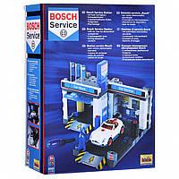 Автосервис Bosch с автомойкой и машиной для сборки - Klein 8647, фото 1
