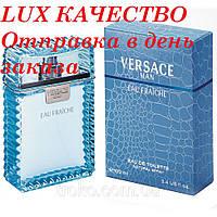 Туалетная вода для мужчин Versace Man Eau Fraiche 100 мл