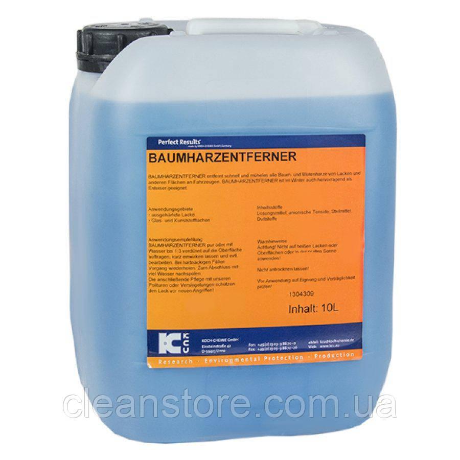 BAUMHARTZENTFERNER очиститель хрома, лаковых поверхностей, стекол и пластика, 1л.