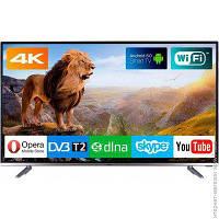Телевизор Bravis UHD-55F6000 Smart + T2 Black
