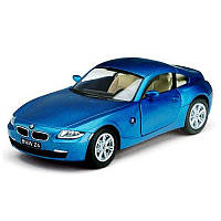 Машинка железная KT 5318 W BMW Z4 COUPE