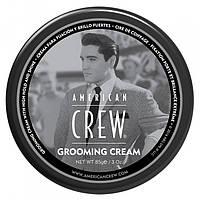 Крем для стайлинга сильной фиксации с блеском American Crew Grooming Cream, 85 гр
