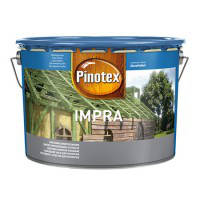 Пропитка для стропил Pinotex Impra (Пинотекс Импра), 3л