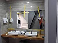 Зеркало для ванной комнаты по размерам в Киеве