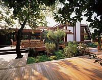 Деревянная Терраса из доски