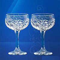 Свадебные бокалы хрустальные (200 мл/2шт.) Julia FS9220