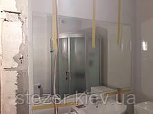Дзеркало для ванни купити за розмірами в Києві