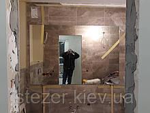 Замовити дзеркало у ванну за розмірами