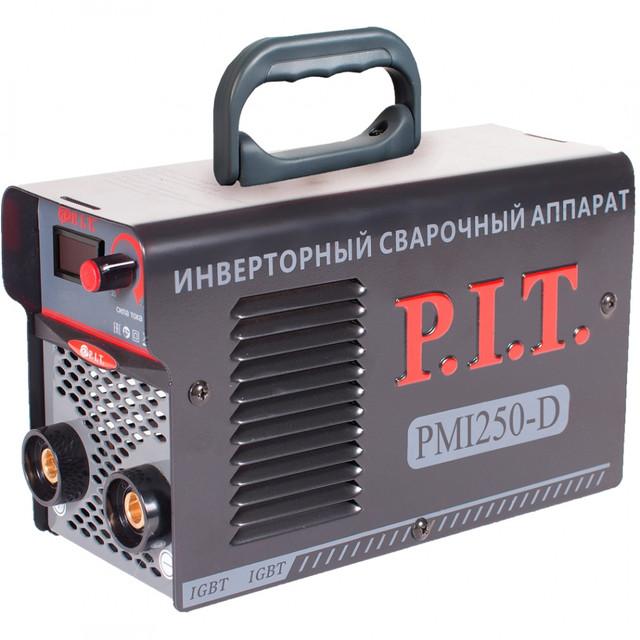 Сварочный инвертор P.I.T. РМI 250-D