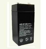 Аккумулятор свицово-кислотный JMG 4v 4a
