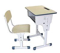 Парта ученическая со стулом YCY-031-2