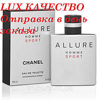 Туалетная вода для мужчин Chanel Allure Homme Sport 100 мл