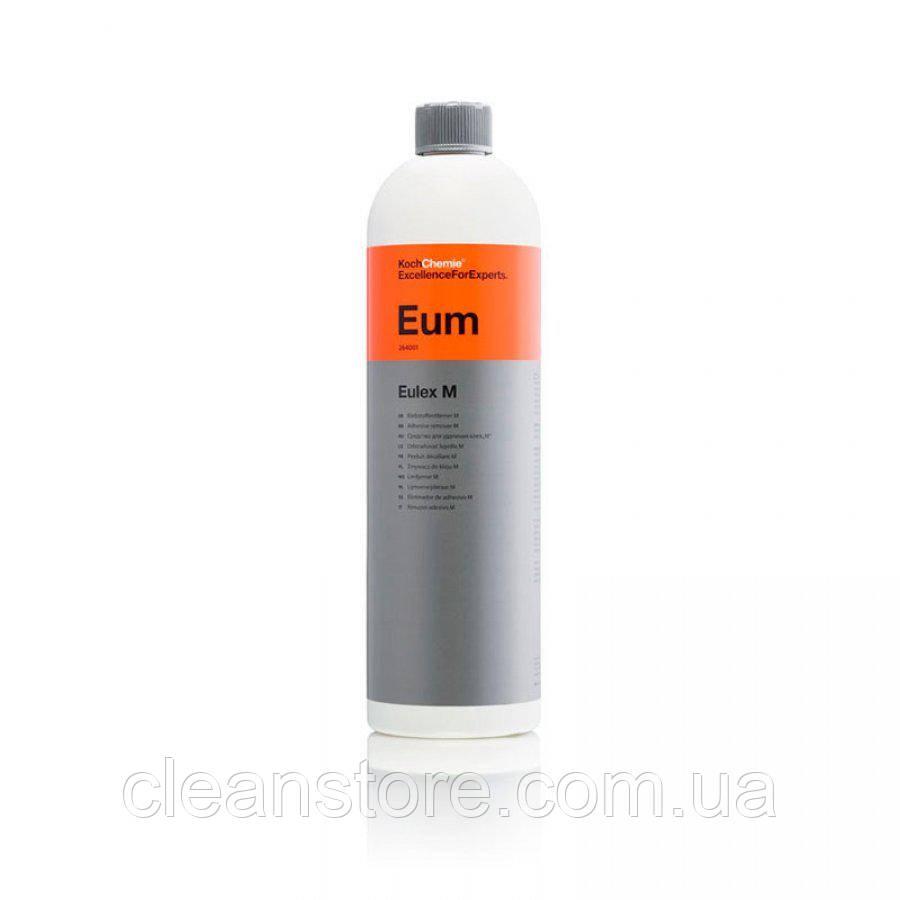 EULEX M очиститель с матовой поверхности клея, смолы, резины
