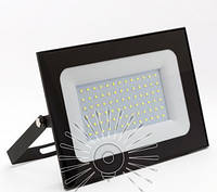 ПрожекторЛЕД 100w 6500K IP65 8000LM LEMANSO чёрный/ LMP9-103