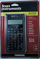 Финансовый калькулятор BA II Plus Professional Pro Texas Instruments Техас Инструментс, фото 1
