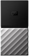 USB-SSD-TLC 256GB Western Digital My Passport Black (WDBK3E2560PSL-WESN)