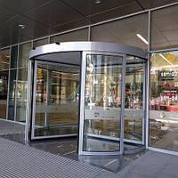 Револьверні двері - Grupsa RS-Color - надійні і красиві двері для інтенсивної роботи.