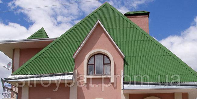 Ондулін зелений