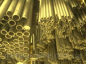 Труба латунная Л636х1,5 мм
