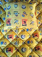 Одеяло и подушка детские - поликаттон