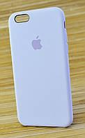 Силиконовый Чехол на Айфон,  iPhone 6 \ 6 s ORIGINAL ELITE COPY Пудровый