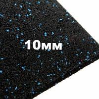 Резиновый мат 1200х1800(1750)*10мм ЕПДМ Galaxy