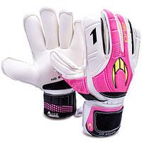 Вратарские перчатки  HO Soccer  ONE ROLL FINGER