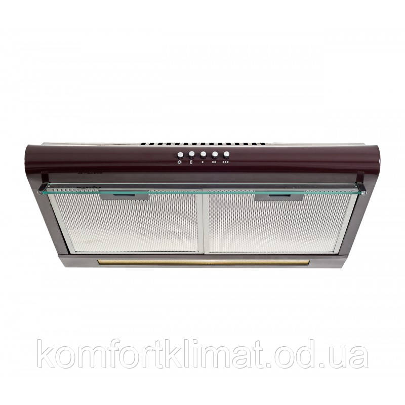 Кухонная вытяжка ROMA 60 BR 2M LUX  VentoLux