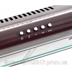 Кухонная вытяжка ROMA 60 BR 2M LUX  VentoLux, фото 2
