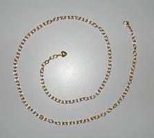 Пояс - цепочка женская длина 100 см