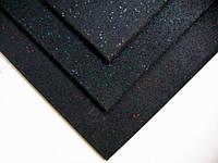 Резиновый мат 1200х1800(1750)*15мм цветной