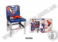 Столик с инструментами (озвученый, коробка) 008-21 р.39,5*35*7,5 см