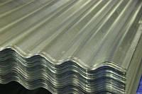 Волновой профнастил ВП-30 0,8мм оцинкованный