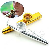 Казу: народный американский музыкальный инструмент!