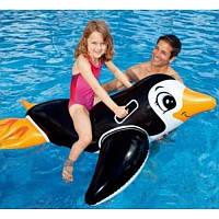 Плотик 56558 (12шт) пингвин, в кор-ке, 151-66см