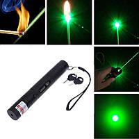 Мощная лазерная указка зеленого цвета! Светит на 10 км.!, фото 1