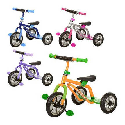 Велосипед дитячий триколісний Bambi (M 0688), фото 2