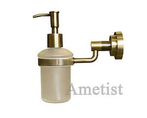 Дозатор для жидкого мыла Ametist 72609