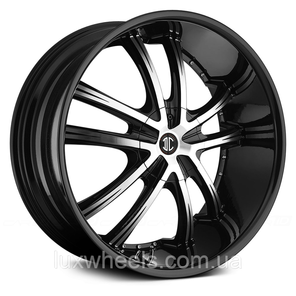 2 CRAVE NO.24 Gloss Black with Machined Face