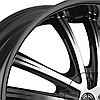2 CRAVE NO.24 Gloss Black with Machined Face, фото 2
