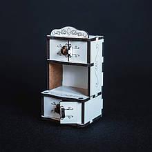 Кукольная мебель BigEcoToys Буфет