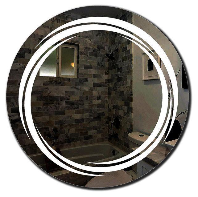 "Зеркало ""Милена"" (78х78) см"