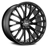 ADVANTI RACING FASTOSO Matte Black with Machined Undercut