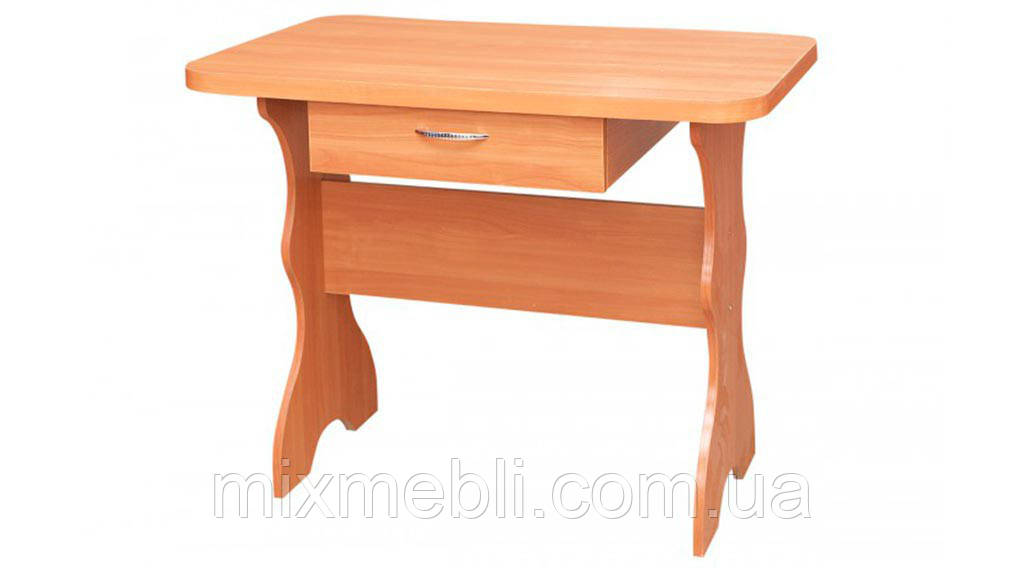 Стол кухонный с ящиком Пехотин