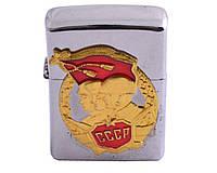 Зажигалка карманная Ордена СССР (острое пламя) AL2081-4